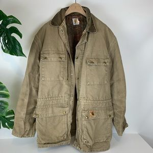 Men's vintage carhartt jacket